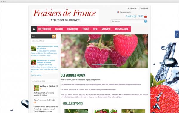Fraisiers de France